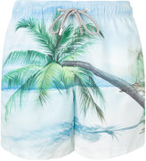 MC2 Saint Barth Barbados swim shorts - men - Polyamide/Polyester/Spandex/Elastane - L