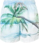 MC2 Saint Barth Barbados swim shorts - men - Polyamide/Polyester/Spandex/Elastane - M