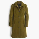 J.Crew Petite double-cloth lady day coat with Thinsulate®