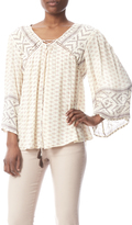 Angie Bell Sleeve Top