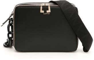 Lanvin Small Toffee Camera Bag