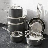 Crate & Barrel Cuisinart ® MultiClad Unlimited TM 12-Piece Cookware Set