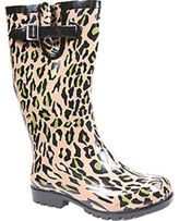 NOMAD Women's Puddles - Tan Leopard