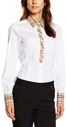 Seidensticker Women's Blouse - White
