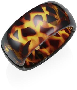 Kenneth Jay Lane Tortoise Bracelet