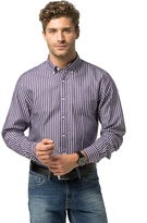 Tommy Hilfiger New York Fit Pinstripe Shirt