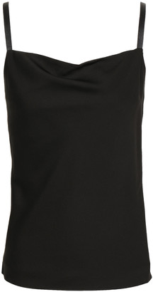 Milly Stretch-silk Crepe De Chine Camisole