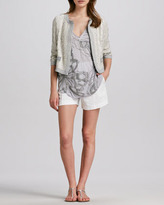 Milly Adriana Sequined Jacket