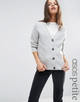 Asos Cardigan in Wool Mix