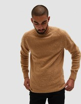 Birth of the Cool Sweater in Camel