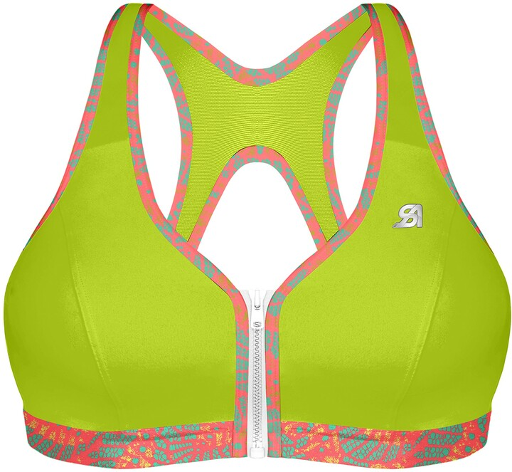 Thumbnail for your product : Shock Absorber Women's Active Zipped Plunge Bra