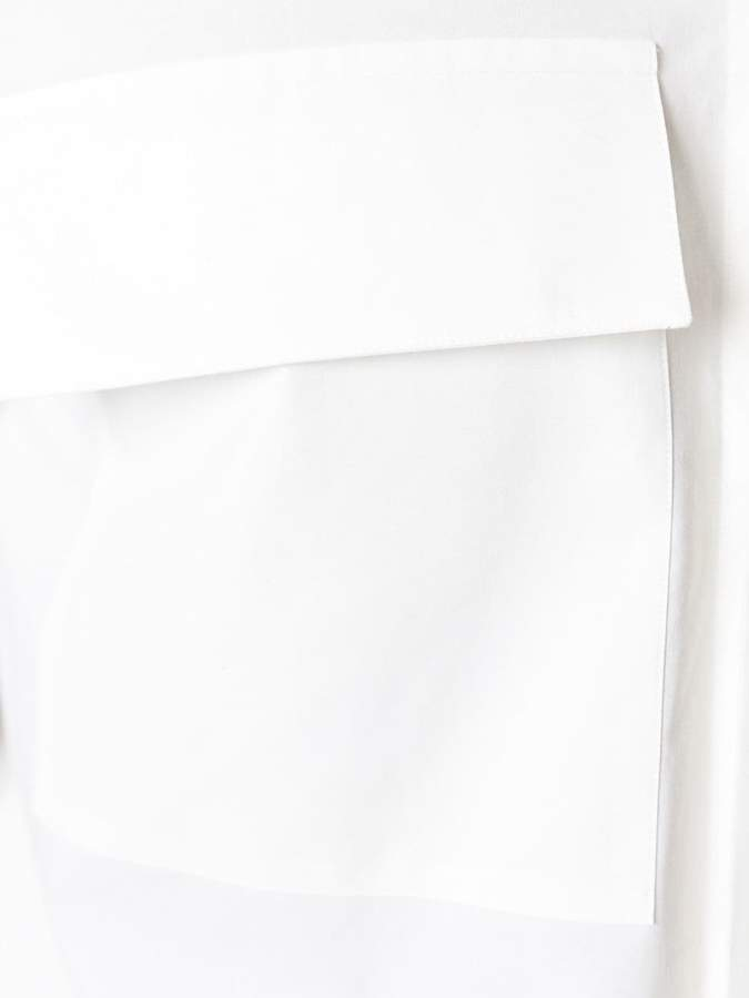 Rick Owens long length shirt