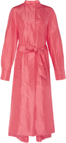 Martin Grant Evening Silk Trench