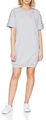 Relish Women's Assos Dress, (Light ASH Grey 1186), Medium