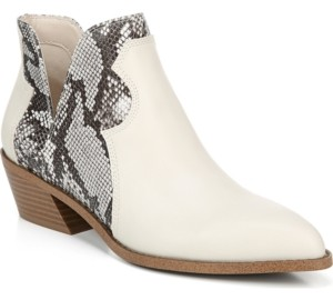 Fergalicious Melle Western Booties Women's Shoes