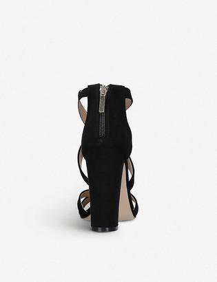 Kg Kurt Geiger Faun faux-suede sandals