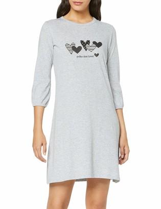 Lovable Women's Fancy Pois Nightgown Nightie