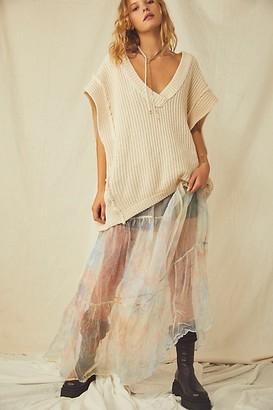 Riverside Tool & Dye Tiered Organza Skirt
