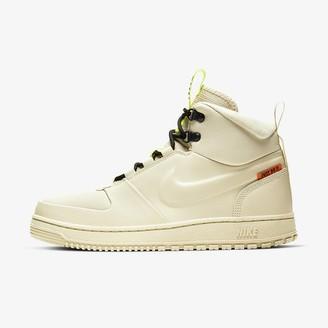 Nike Shoe Path Winter