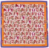 Kenzo Square scarves