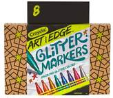 Crayola ; Art with Edge Glitter Markers 8ct