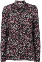 L'Autre Chose patterned shirt - women - Silk - 40