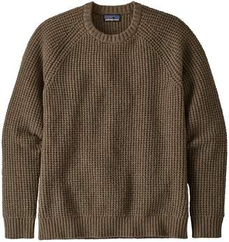 Patagonia Men's Recycled Wool Waffle Knit Sweater