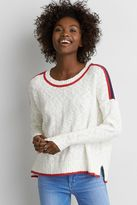 American Eagle Outfitters AE Tipped Sweater