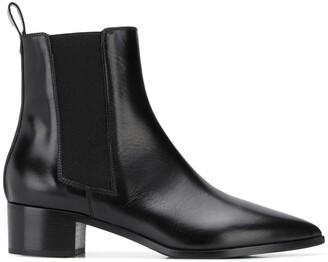 AEYDĒ Elasticated Side Panel Boots