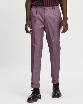 Topman Skinny Smart Trousers