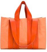 Corto Moltedo large 'Costanza' shoulder bag - women - Nappa Leather/Canvas - One Size