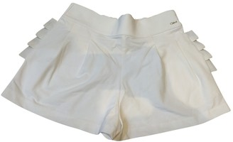 Chloé White Shorts for Women