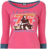 Hysteric Glamour three-quarter sleeve T-shirt