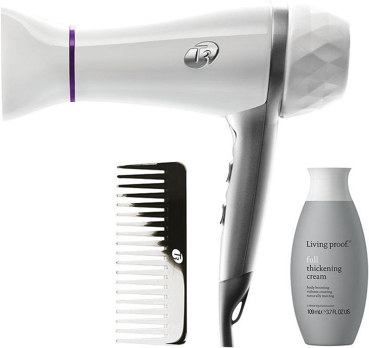 T3 Tourmaline x Living Proof Pump Up the Volume Featherweight 2 Styling Set ($228 Value) 1 ea