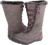 Columbia Kids - Minxtm Mid II Omni-Heattm Waterproof Girls Shoes