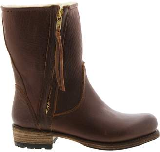 Blackstone Shearling-Lined Mid-Cut Boots