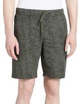 Calvin Klein Jeans Texture Print Shorts
