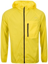 Converse Blur Packable Full Zip Jacket Yellow