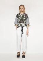 Marni Oversized Drawstring Trouser