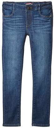 Tommy Hilfiger Adaptive Skinny Jeans in Toni Wash (Toddler/Little Kids/Big Kids) (Toni Wash) Women's Jeans