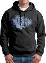 Sarah Men's Kansas City Chiefs Pond Logo Hoodie XXL