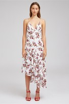 Keepsake SERENITY MIDI DRESS porcelain vine