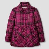 Urban Republic Girls' Barn Jacket - Pretty Pink