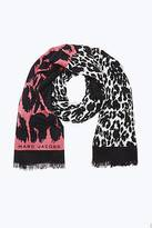 CONTEMPORARY Dotted Leopard Stole