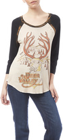 Lauren Moshi Deer Valley Raglan