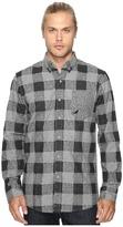 Staple Check Fishtail Flannel Shirt
