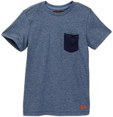7 For All Mankind Pocket Tee (Big Boys)