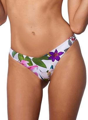 MC2 Saint Barth Brazilian Bottom Flower Jumbo Print #losangeles