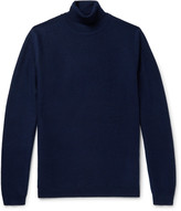 Norse Projects - Marius Brushed Wool And Cashmere-blend Rollneck Sweater