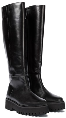 Dorothee Schumacher Modern Coolness leather knee-high boots